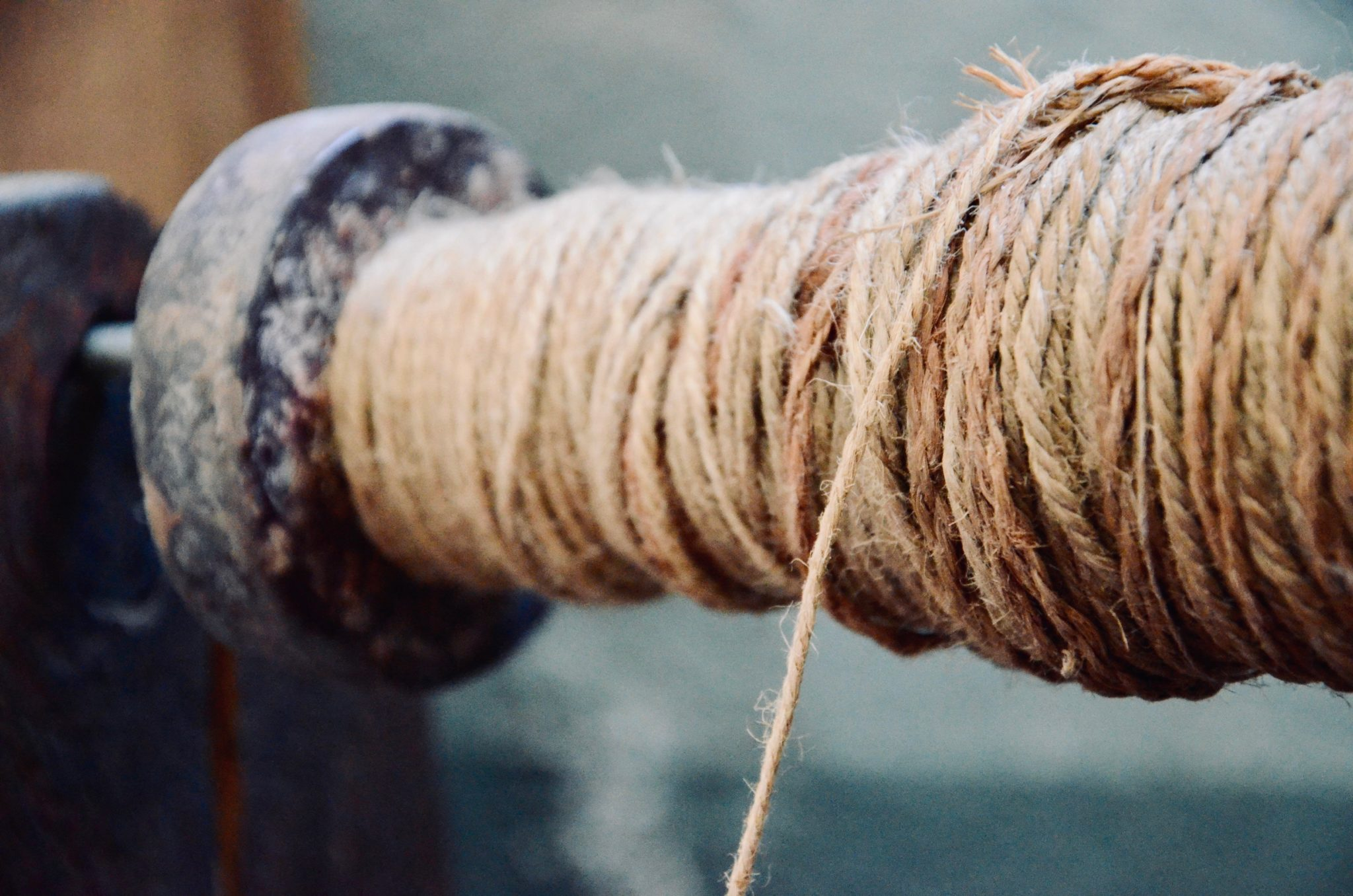 Rope making